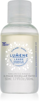 Lumene Lähde [Source of Hydratation] acqua micellare bifasica